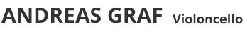 Andreas Graf Logo
